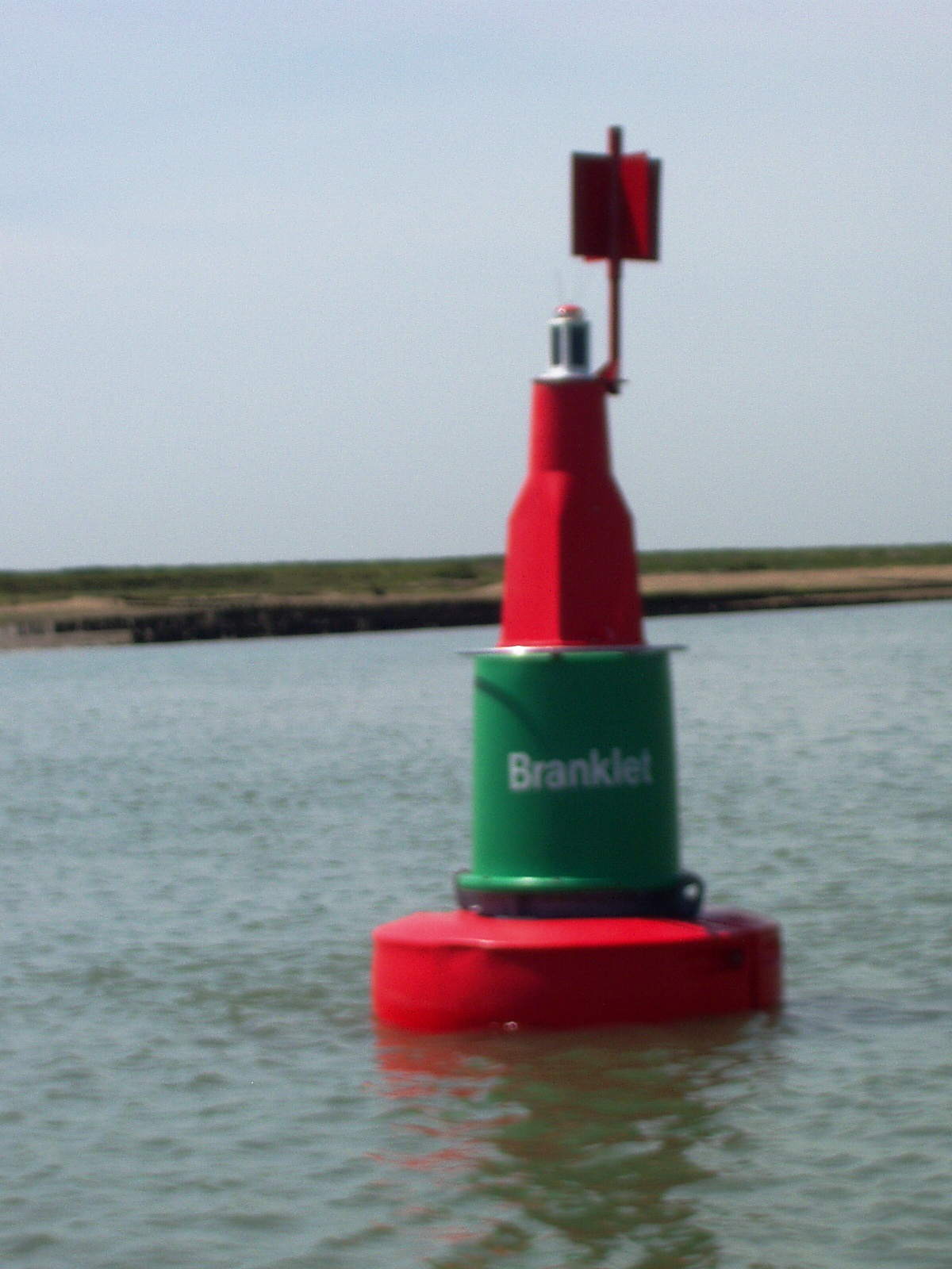navigation how to take bering on chnanel marker