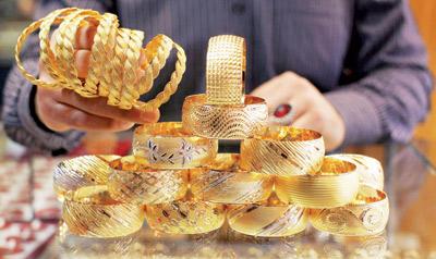 أسعار الذهب في مصر اليوم الاربعاء 13-1-2016 فى الاسواق المصرية
