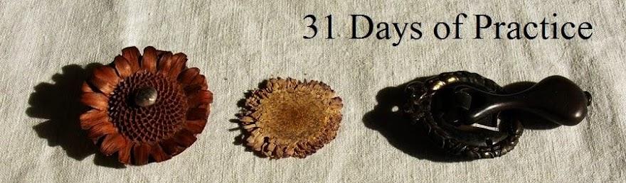 31 Days of Practice
