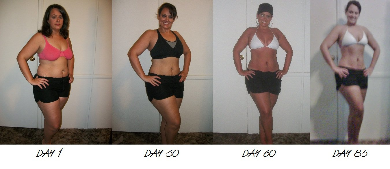 shakeology before after results