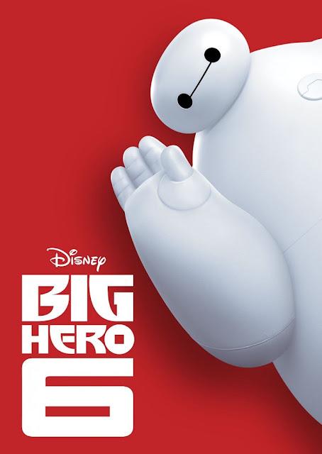big hero 6 baymax nouveaux héros