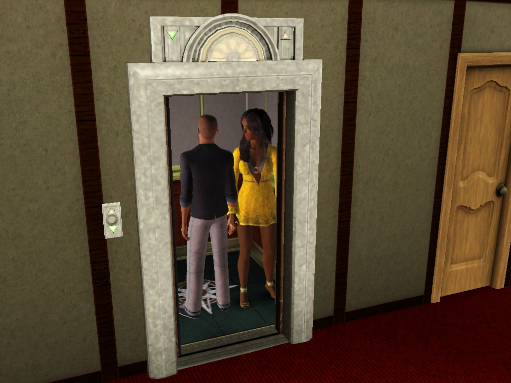 how to put an elevator in sims 3