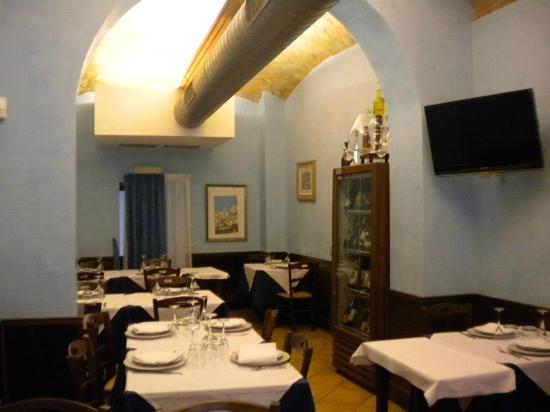 Romaintavolaweb il blog enogastronomico le virtu 39 in tavola ristorante pesce roma san giovanni - Le virtu in tavola ...
