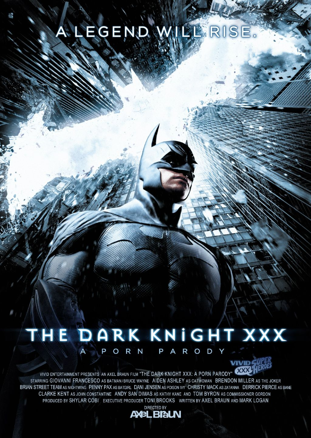 Watch The Dark Knight XXX 2012 Megavideo Movie Online