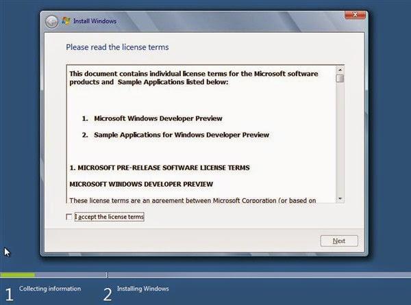 Cara Ajaib Install Windows 8