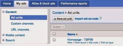 Google Adsense Below Post Title