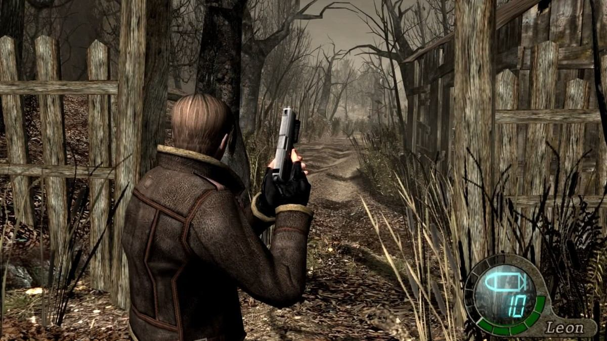 JOGOS MUNDO: Resident Evil 4 (PC) ISO Download Completo