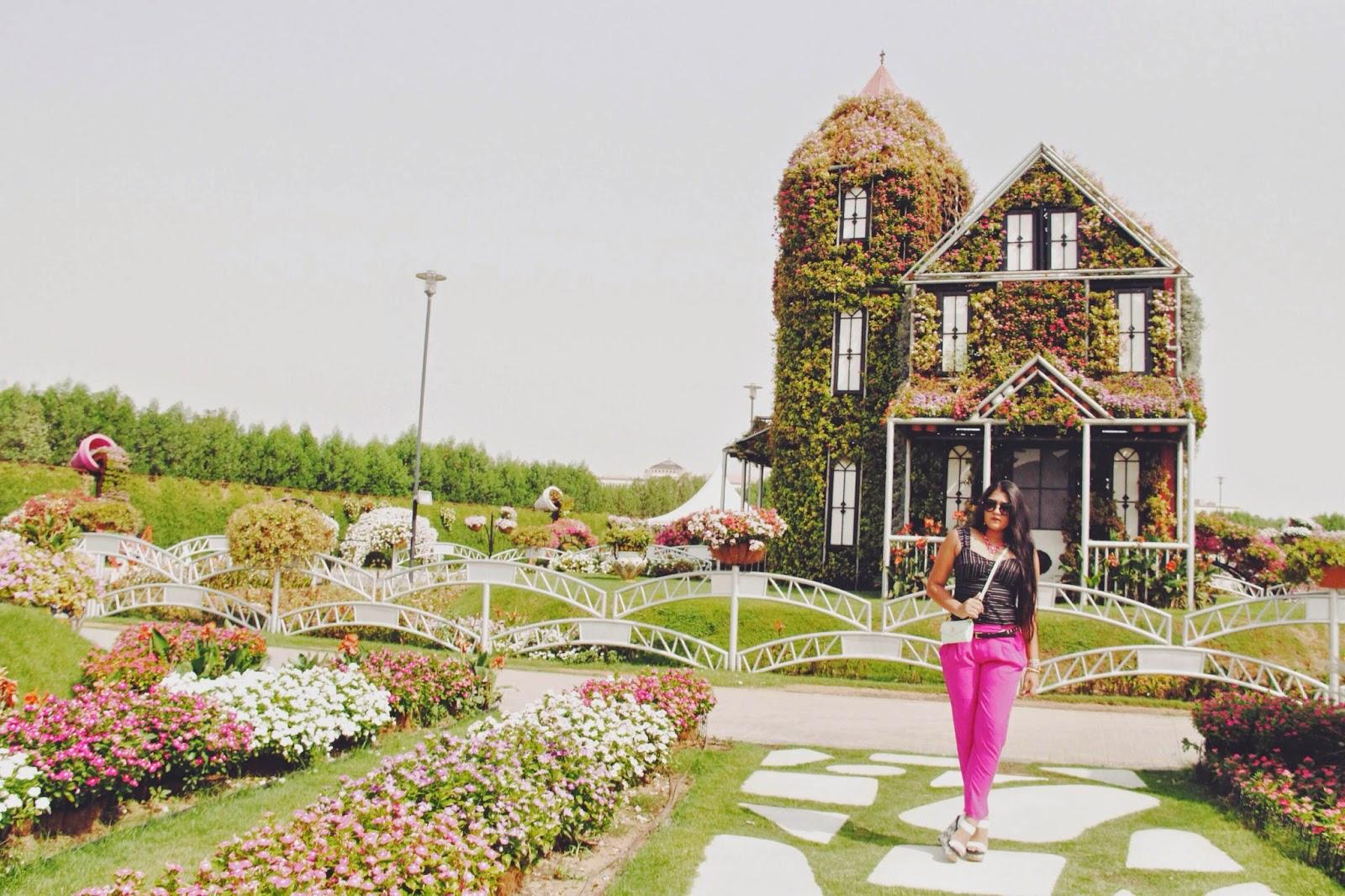 House of Flowers Head2Heels