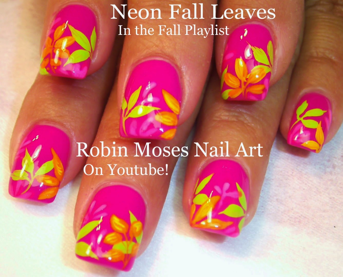 Fall Nail Designs Tutorials 46 Fall Nail Art Tutorials