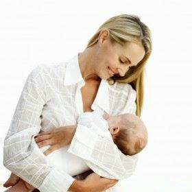 Susu Ibu Penting Untuk Tumbesaran Anak-anak