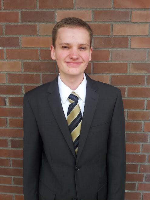 Elder Kyle Jensen