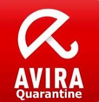 Menghapus Virus Pada Quarantine Avira, fitur quarantine pada avira, avira quarantine fiture