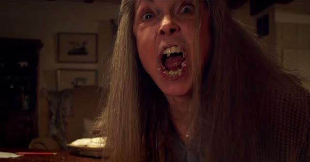 Визит, комедийный фильм ужасов