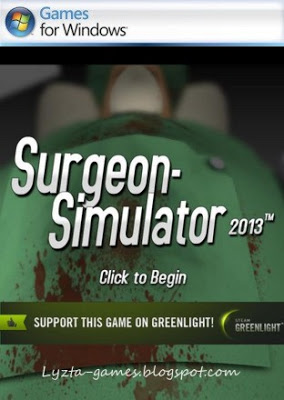 how to get surgeon simulator 2013 for free