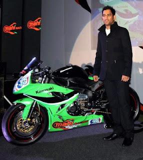 Superbike team of Dhoni