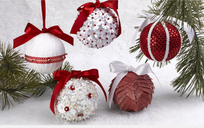 make 5 ornaments in a minute