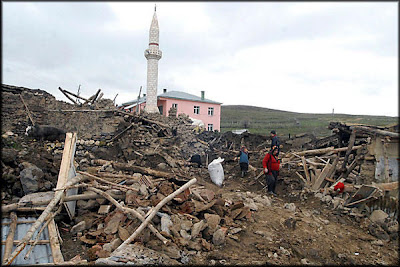 Turkish Earthquake coutesy of Harold Camping
