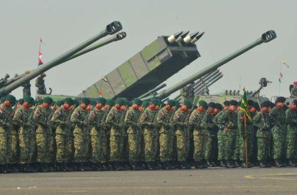 Kemhan Minta Jokowi Sediakan Lahan Untuk Mobilisasi Sistem Pertahanan Ibu Kota
