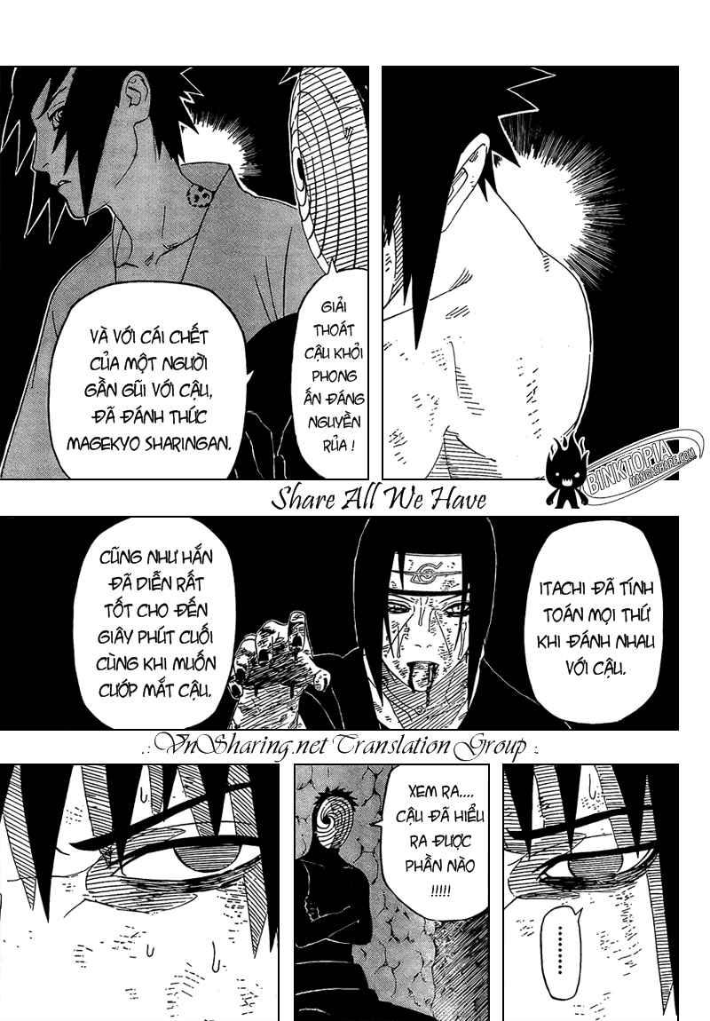 Naruto chap 401 Trang 4 - Mangak.info