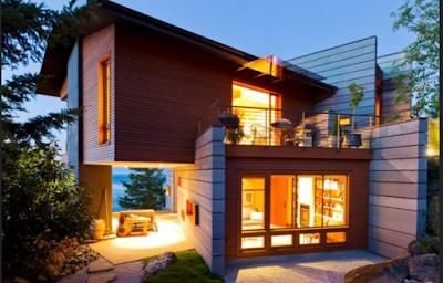 Gambar Rumah Sederhana Tapi Mewah