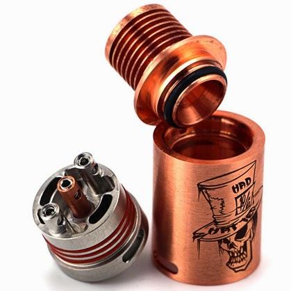 Copper Mad Hatter RDA,Copper Post