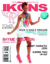 Cougar Vintage in Ikon's Magazine
