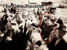 Time Travellers Caught on Film - Unexplained Photographs