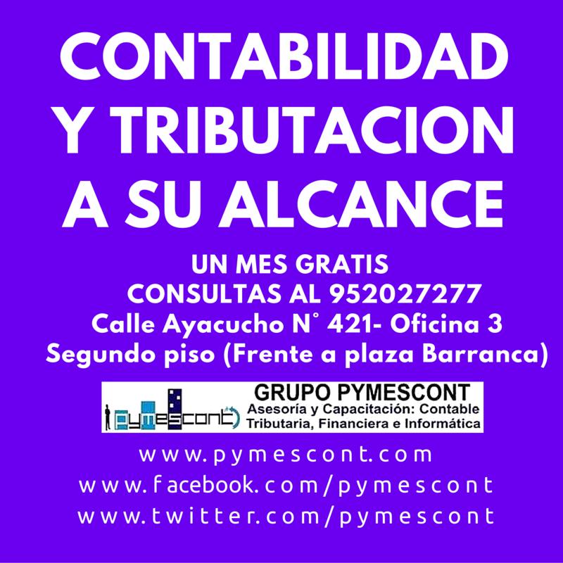 CONTABILIDAD GRATIS- ICA 2016