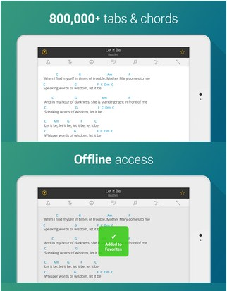 Free Download Ultimate Guitar Tabs & Chords v3.9.3 Full Apk