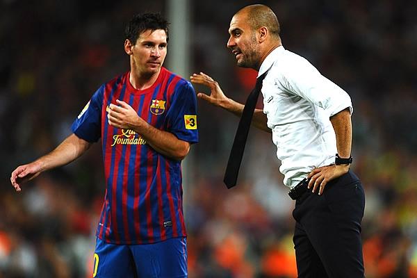 Los chinos del City quieren a Guardiola y Messi