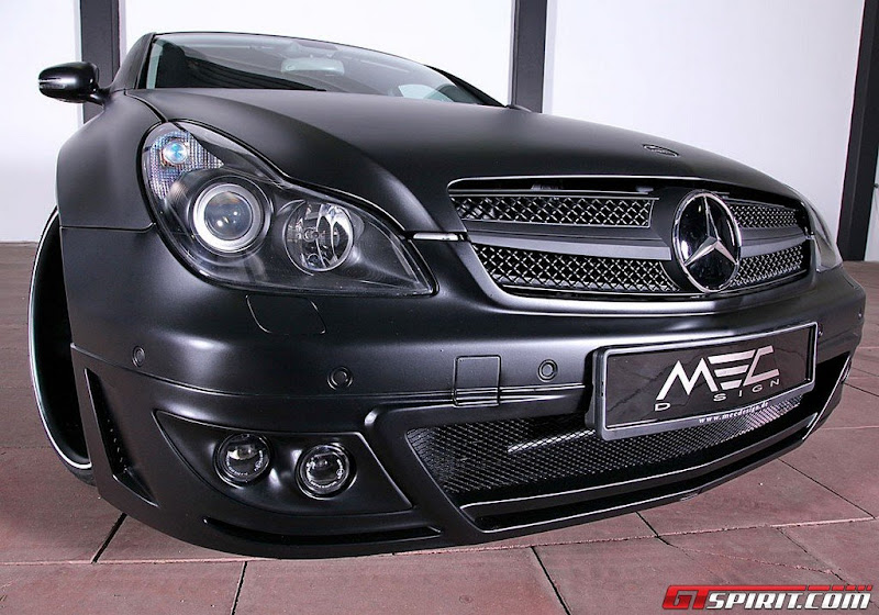 MEC Design Mercedes-Benz W219 CLS 500