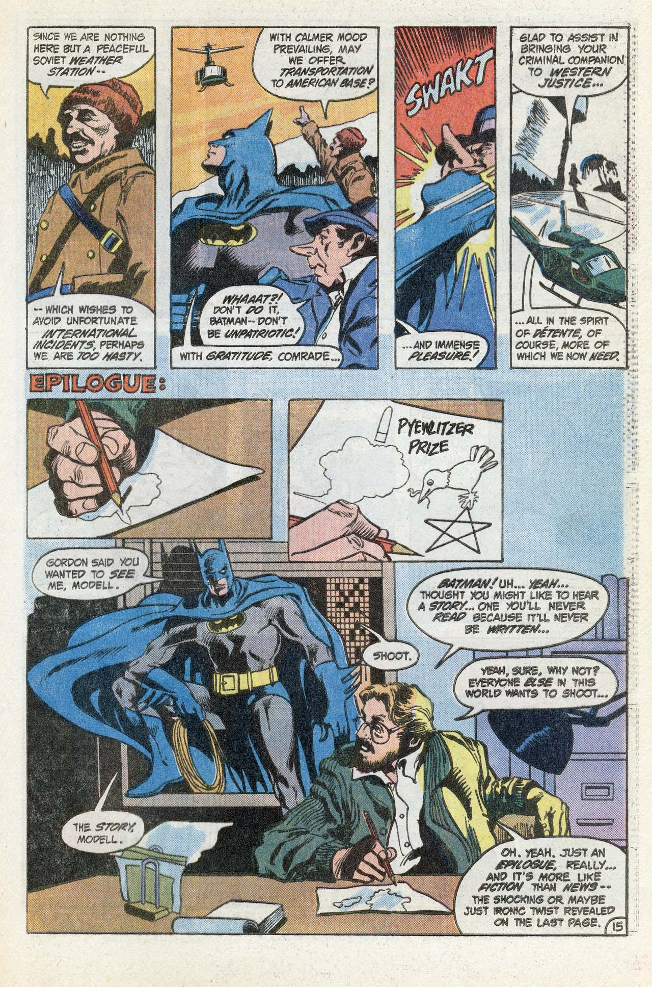Detective Comics (1937) Issue #541 Page 20
