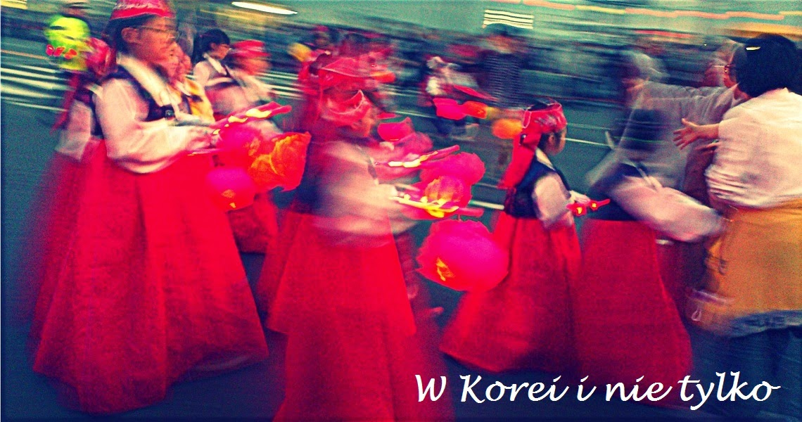 W Korei i nie tylko
