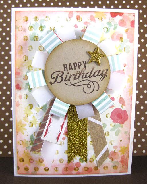 Jamie Leija: Nana's Birthday Card