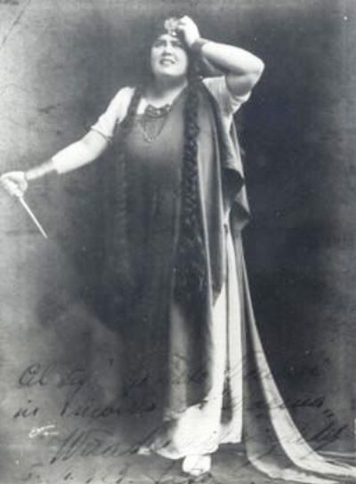 ITALIAN SOPRANO VERA AMERIGHI-RUTILI (1896-1952) CD