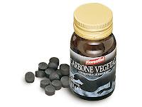 usare pastiglie di carbone vegetale