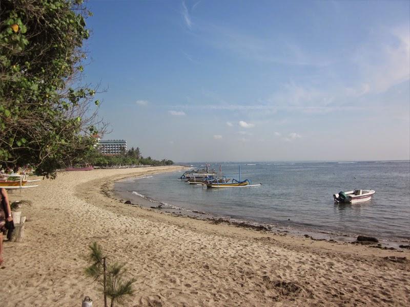Tempat Wisata Pantai Segara Ayu Sanur Bali