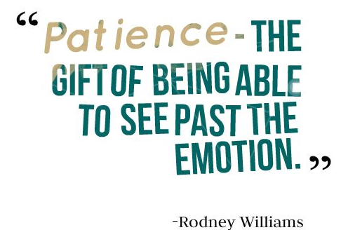 Patience quote 2