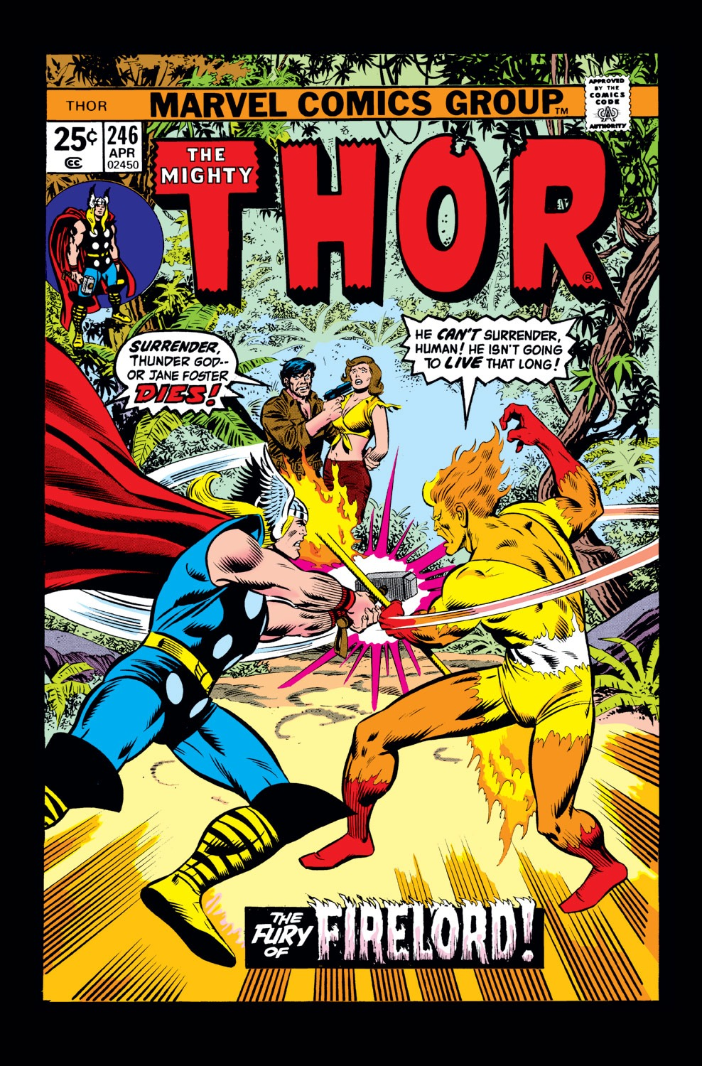 Thor (1966) 246 Page 1