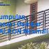 Kumpulan Model Railing Balkon Minimalis