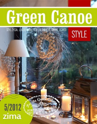 Magazyn Green Canoe Style