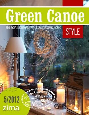 Magazyn Green Canoe Style