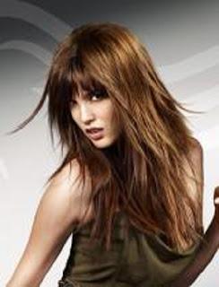 Nuevos cortes de pelo largo para las mujeres 2013