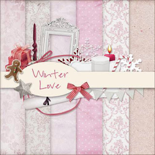 Freebies Kit - Winter Love