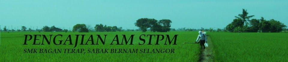 PENGAJIAN AM STPM