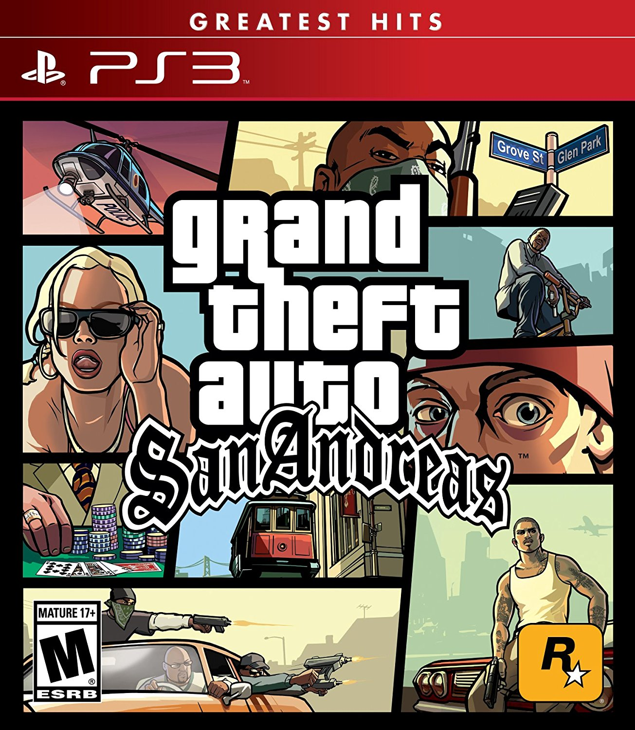 [GAMES] Grand Theft Auto San Andreas – ANTiDOTE (PS3/EUR)