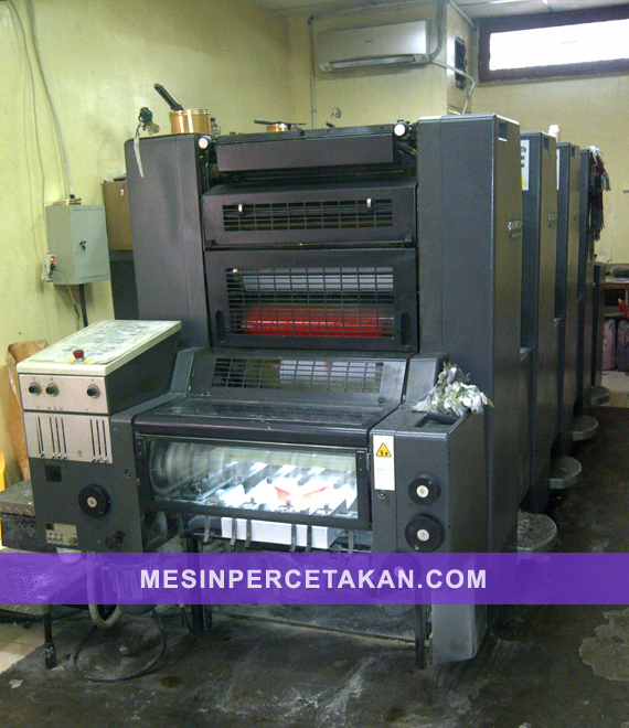 HEIDELBERG Speedmaster 52 4 Color