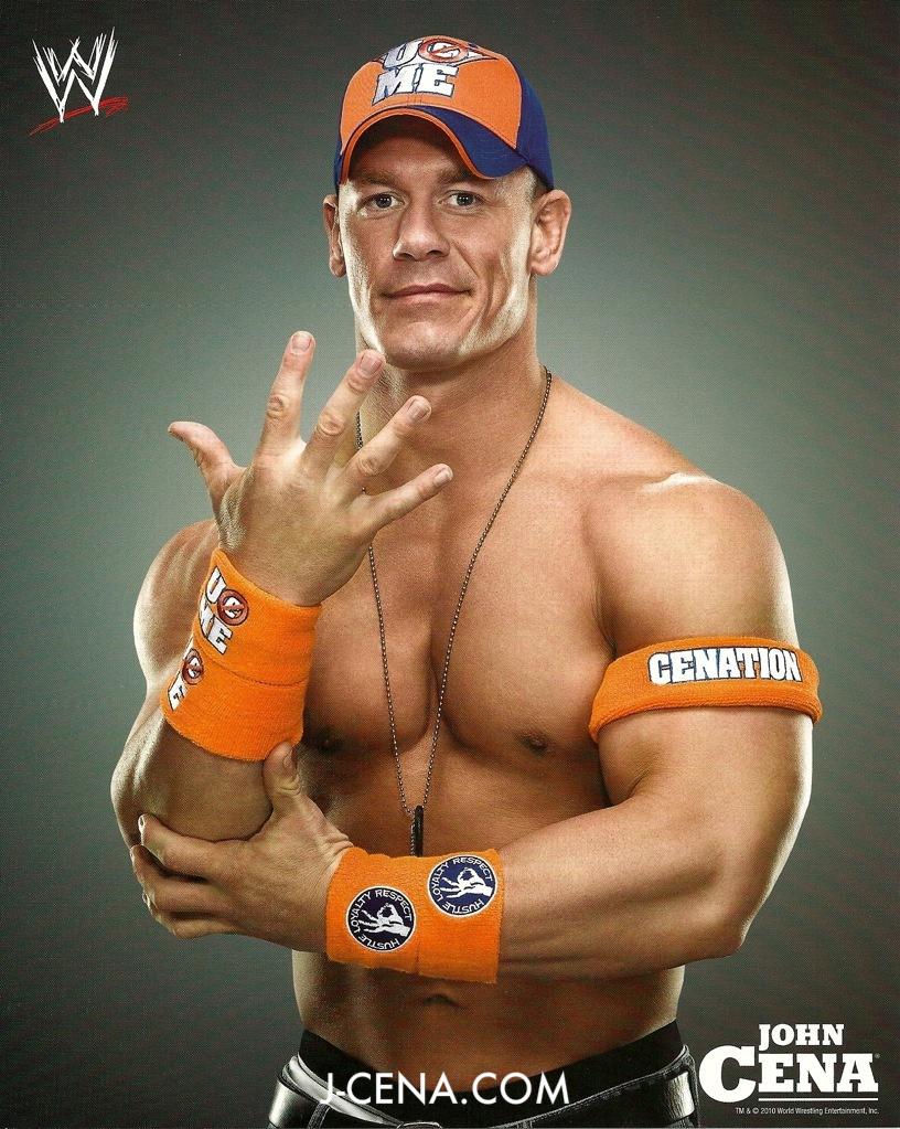 John Cena American Professional