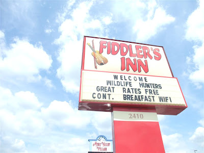 Fiddlers Inn Motel, Nashville Tennessee