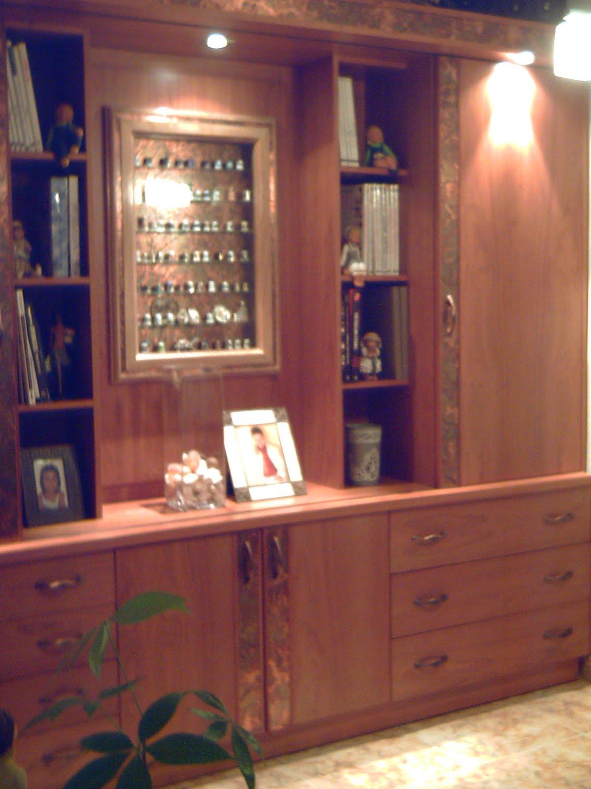 Ca uelo e hijos carpinteria s c p muebles para comedor sal n for El mueble salon comedor